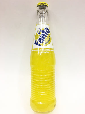 Fanta Pineapple Mexican Refresco