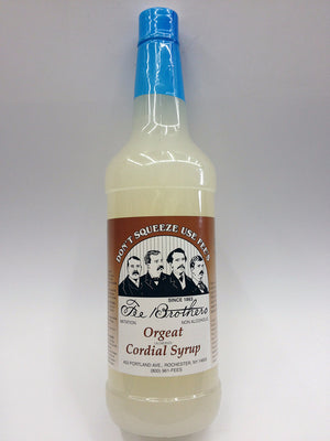 Fee Brother's Orgeat Cordial Syrup