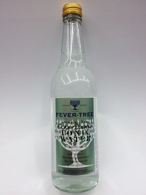 Fever-Tree Handpicked Elderflower Tonic Water (OLD IMAGE)