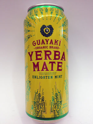 Guayaki Yerba Mate Enlighten Mint