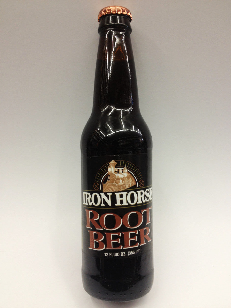 Iron Horse Root Beer
