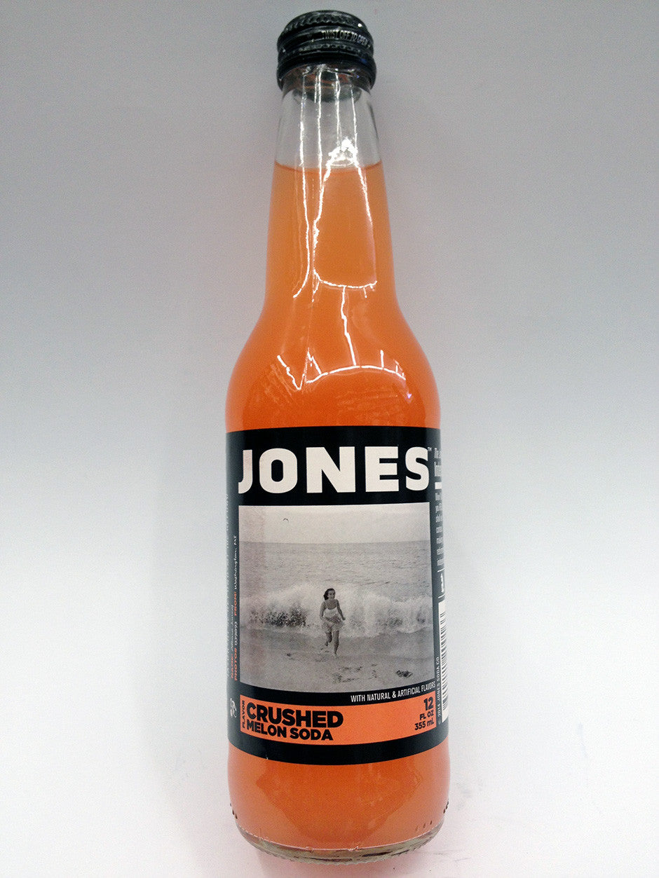 Jones Soda Crushed Melon
