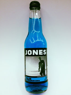 Jones Bubble Gum Soda