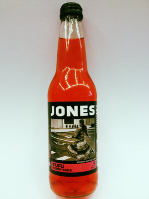 Jones Soda Fufu Berry