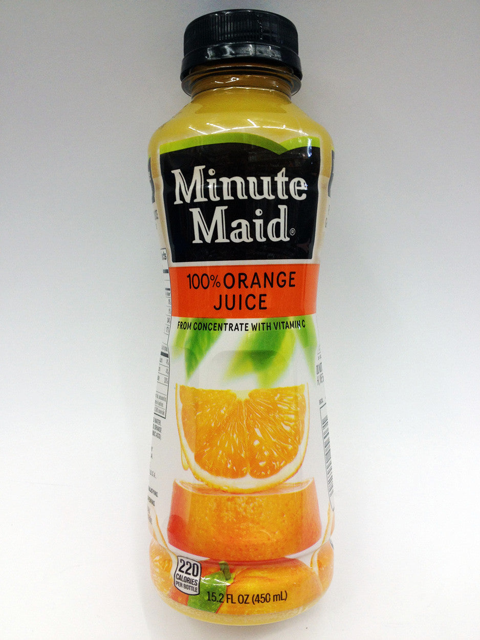 Minute Maid 100% Orange Juice