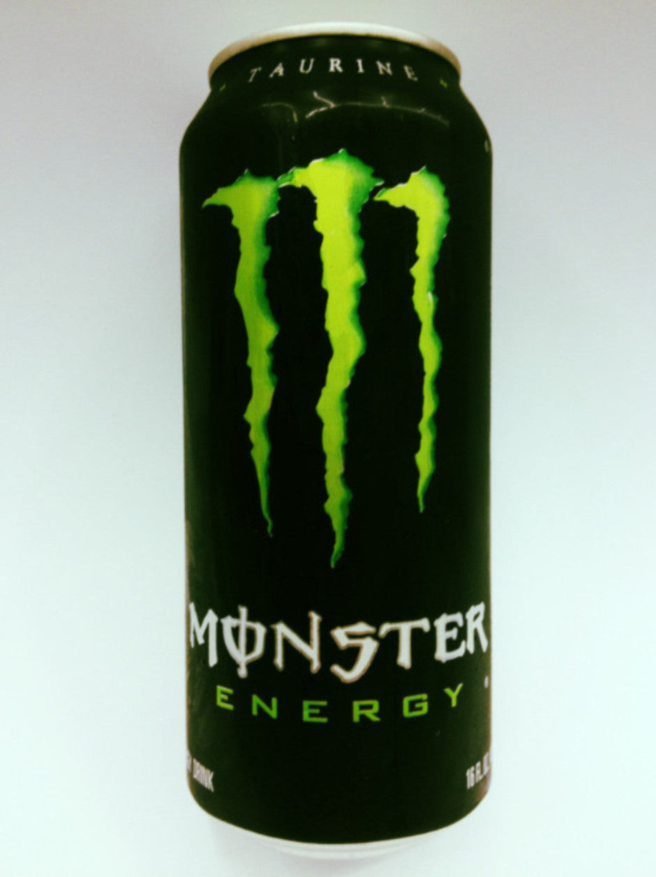 How To Open Monster Energy Drink