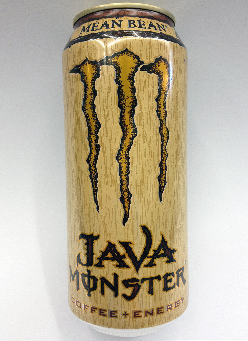 Monster Java Mean Bean Coffee & Energy