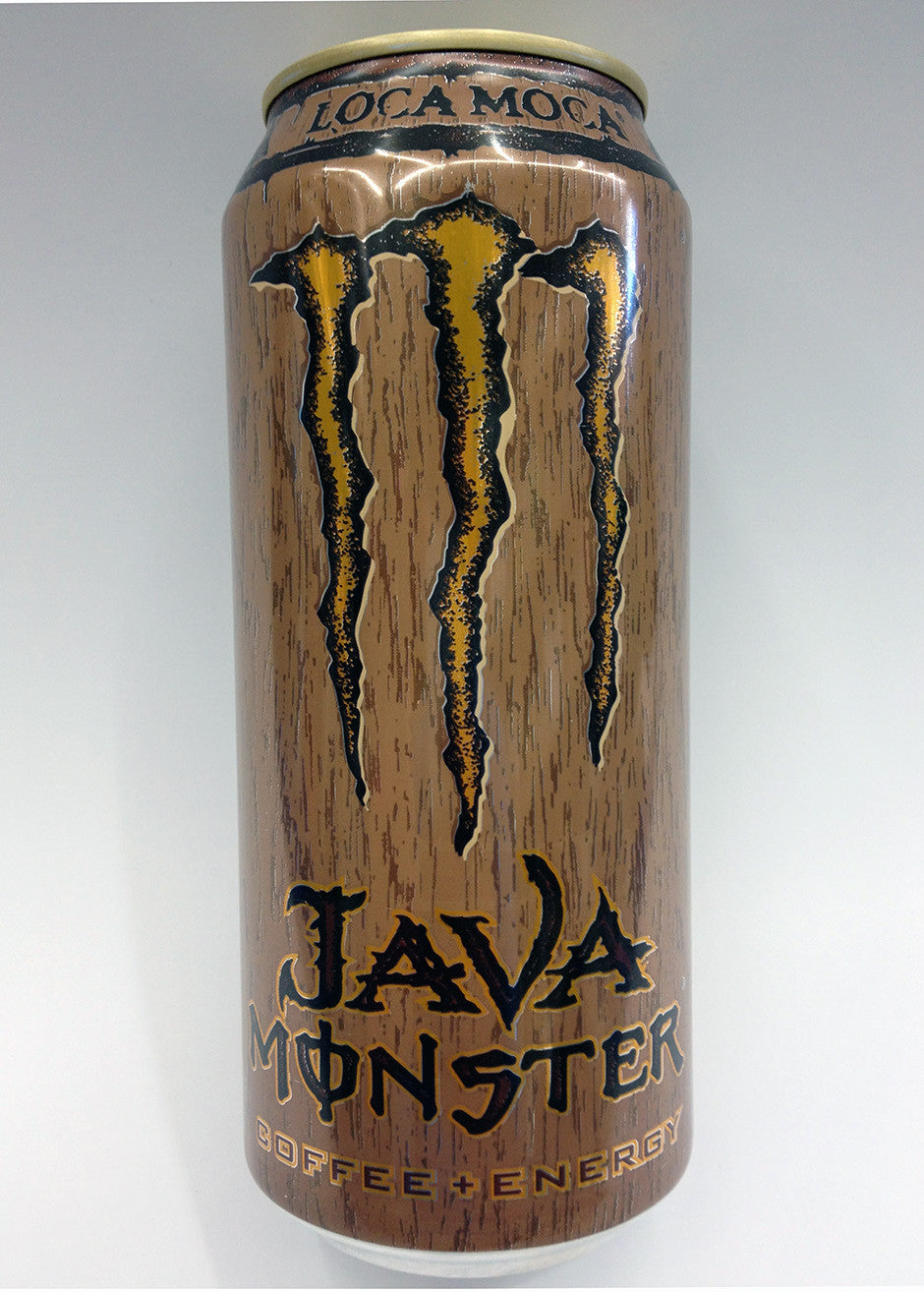 Monster Java Loca Moca Coffee + Energy
