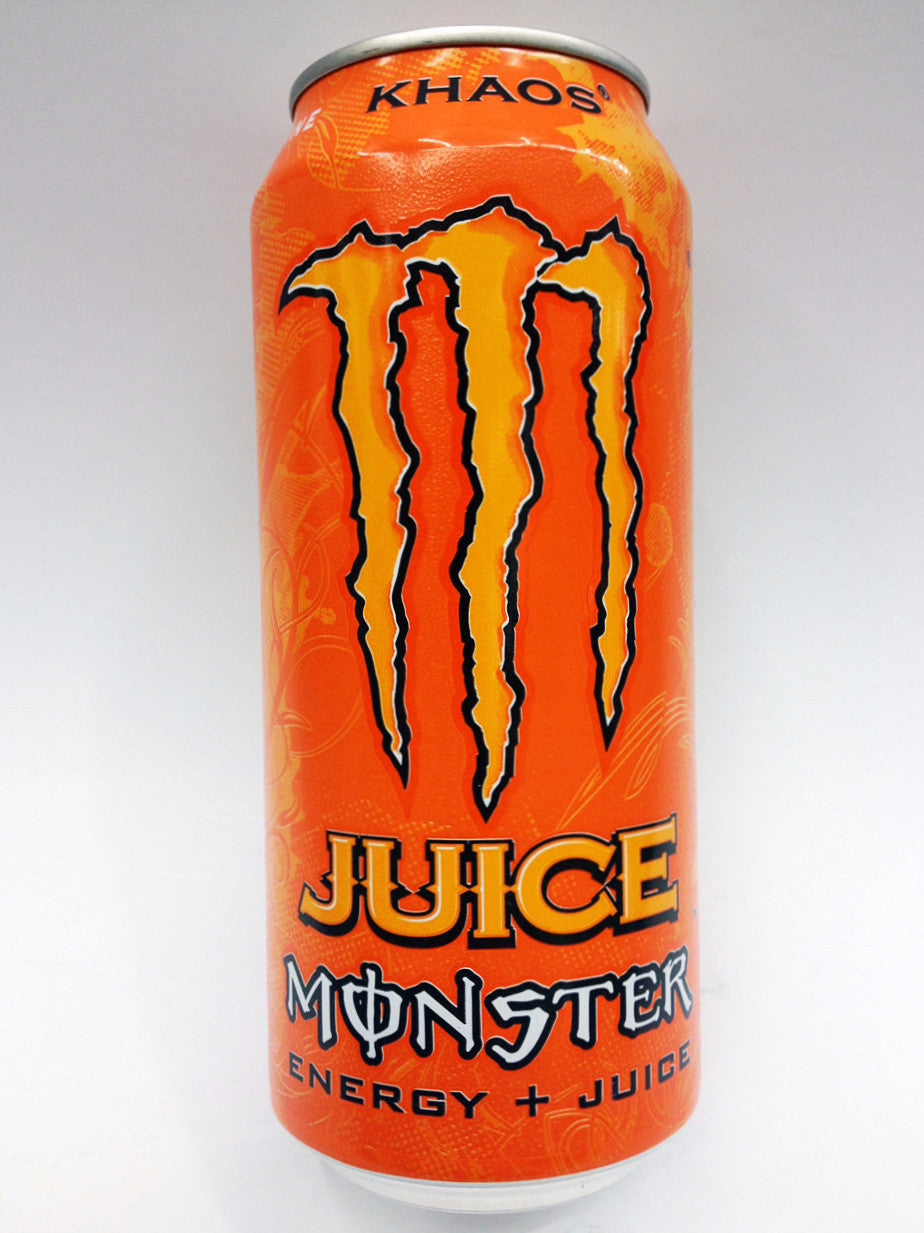 Monster Juice Khaos