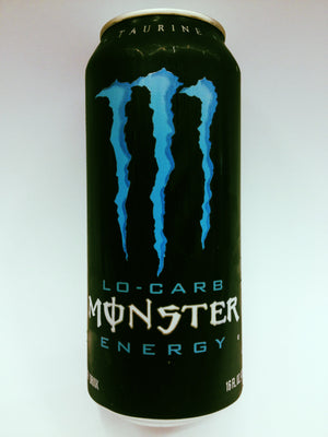 Monster Lo-Carb 16oz