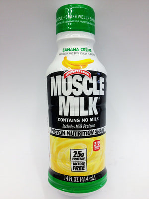 Cytosport Muscle Milk Protein Banana Creme Drink