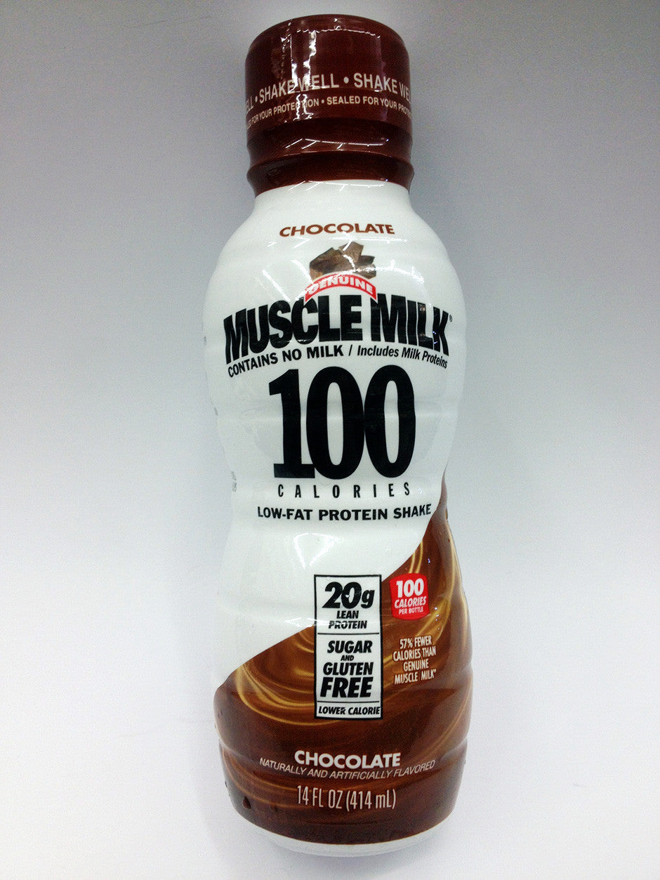 Cytosport Muscle Milk 100 Chocolate Milk