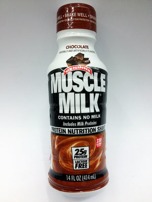 Muscle Milk Chocolate Milk