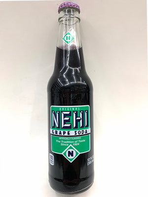 NEHI Grape Soda 12oz
