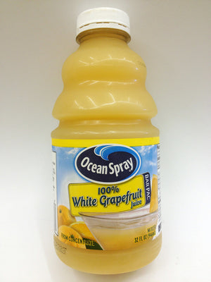 Ocean Spray White Grapefruit Juice