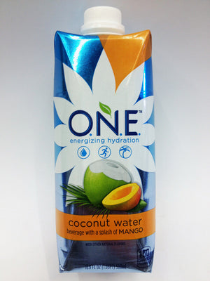 ONE Coconut Mango Coconut Water