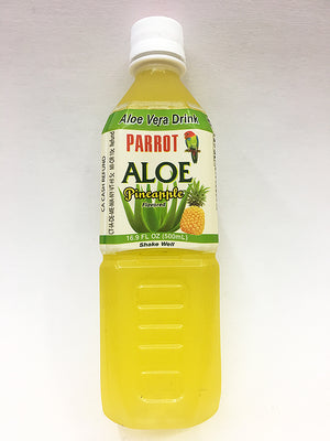 Parrot Aloe Vera Pineapple Water