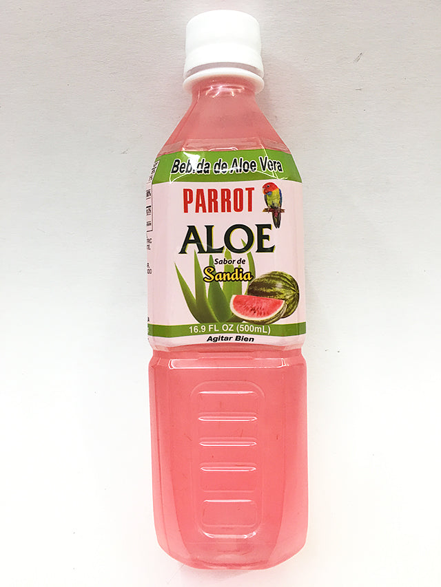 Parrot Aloe Watermelon 500ml