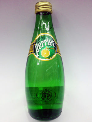 Perrier Lemon Water 330ml