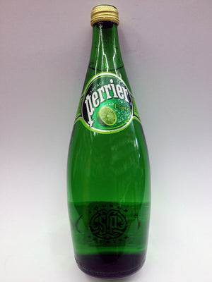 Perrier Lime 750ml