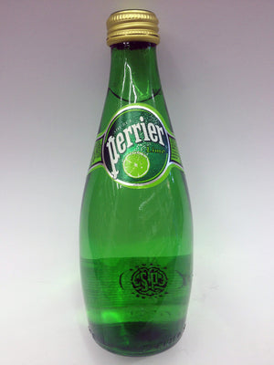 Perrier Lime 330ml