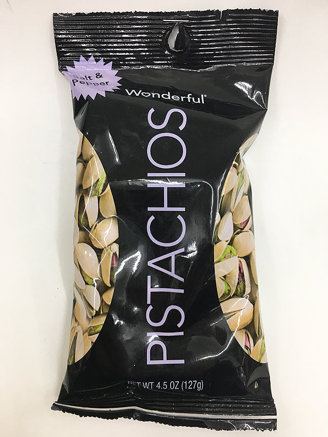 Pistachios Salt Pepper