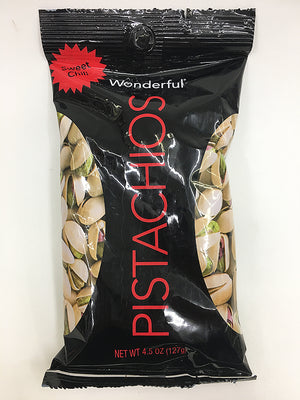Wonderful Pistachios Sweet Chili