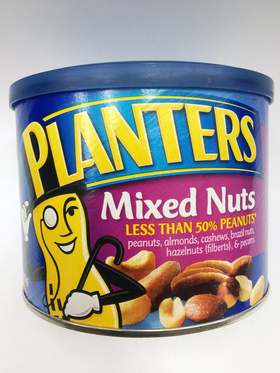 Planters Mixed Nuts 10.3oz