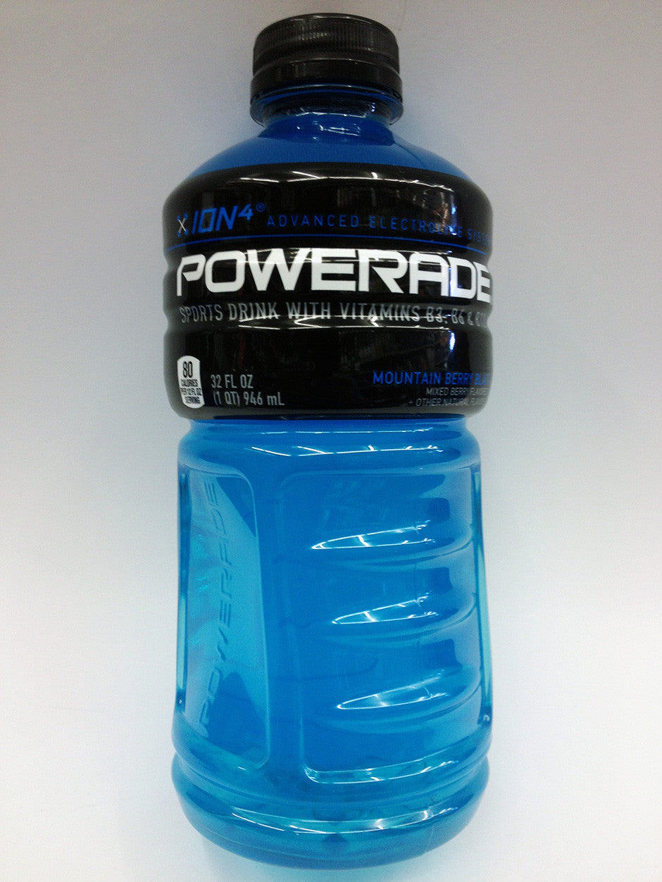 Powerade Mountain Blast