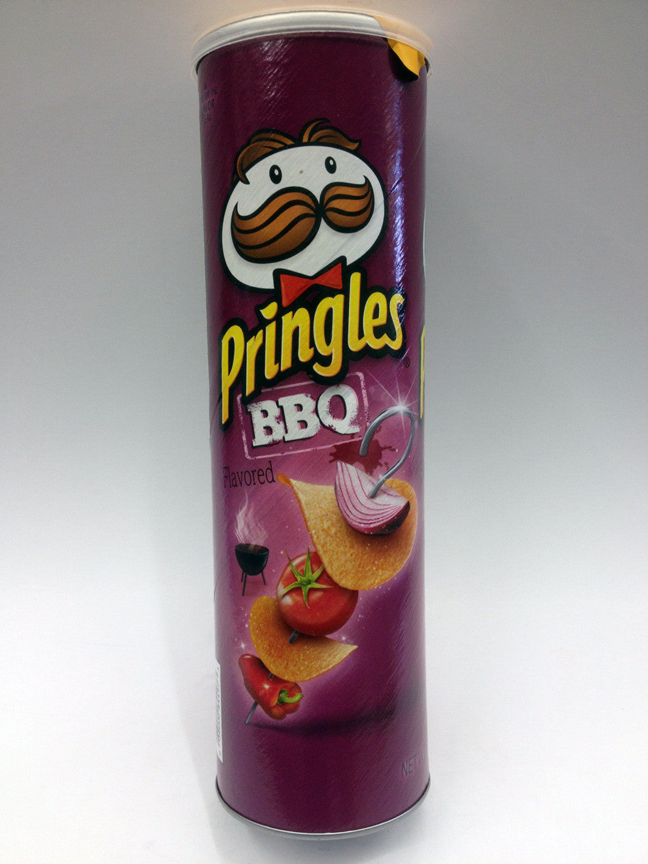 Pringles BBQ Barbecue Chips