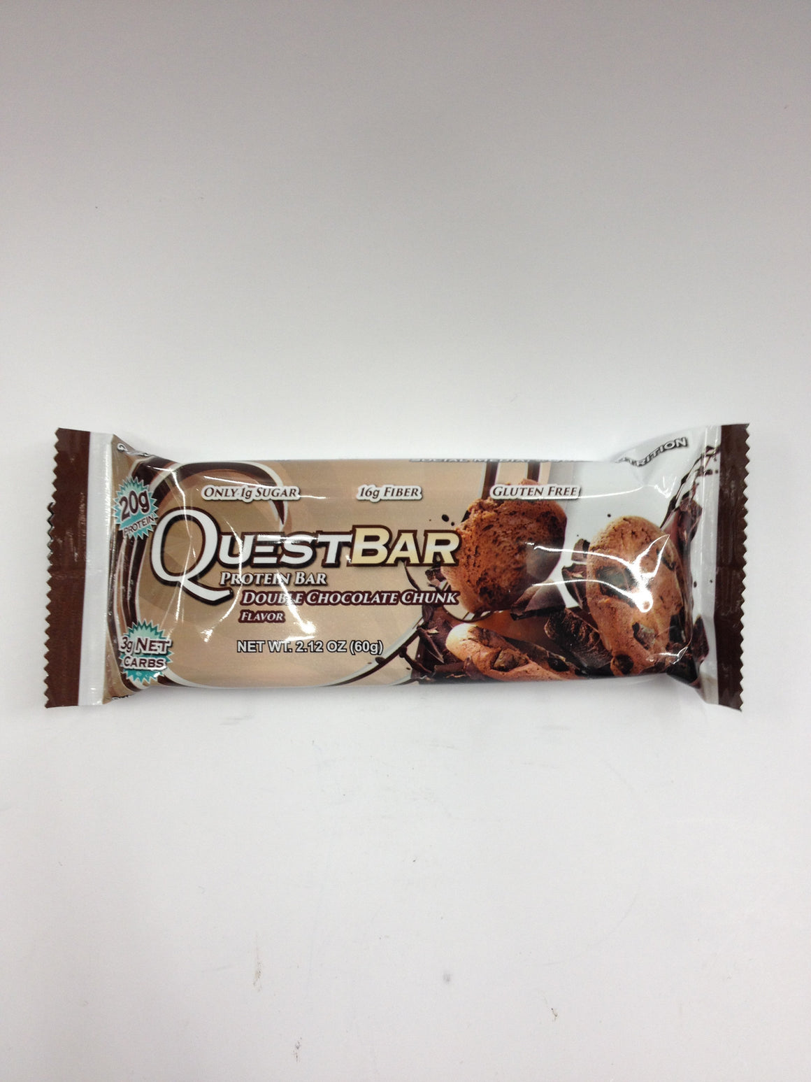 QuestBar Double Choco Chunk