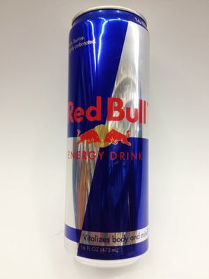 Red Bull Energy Drink 16oz