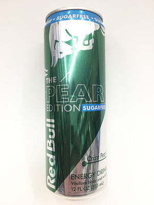 Red Bull Pear Sugarfree