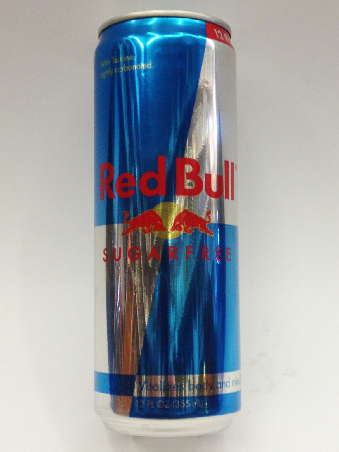 Red Bull Sugarfree Energy Drink 12oz
