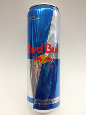 Red Bull Sugarfree Energy Drink 20oz