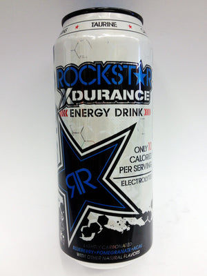 Rockstar X-Durance Energy Blueberry Pomegranate Acai