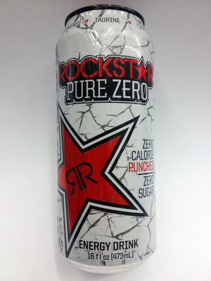 Rockstar Pure Zero Punched