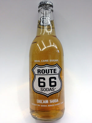 Route 66 Cream Soda