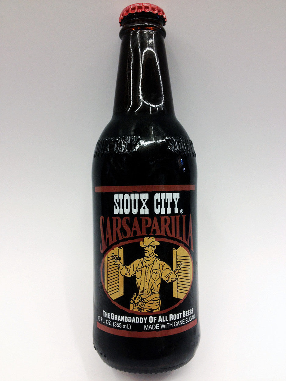 Sioux Sarsaparilla Root Beer