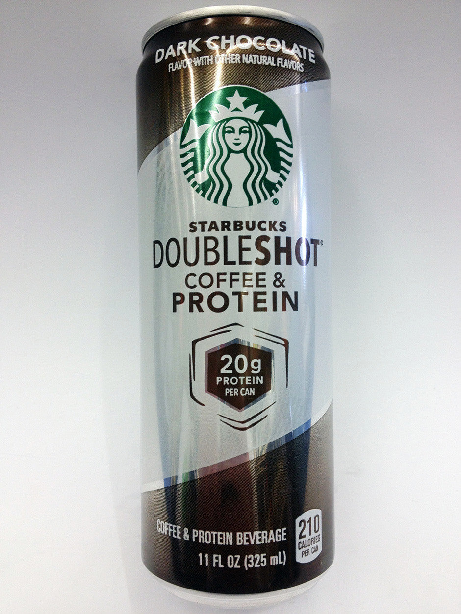 Starbucks Doubleshot Dark Chocolate