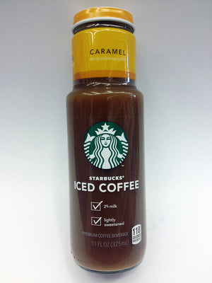 Starbucks Iced Caramel Coffee