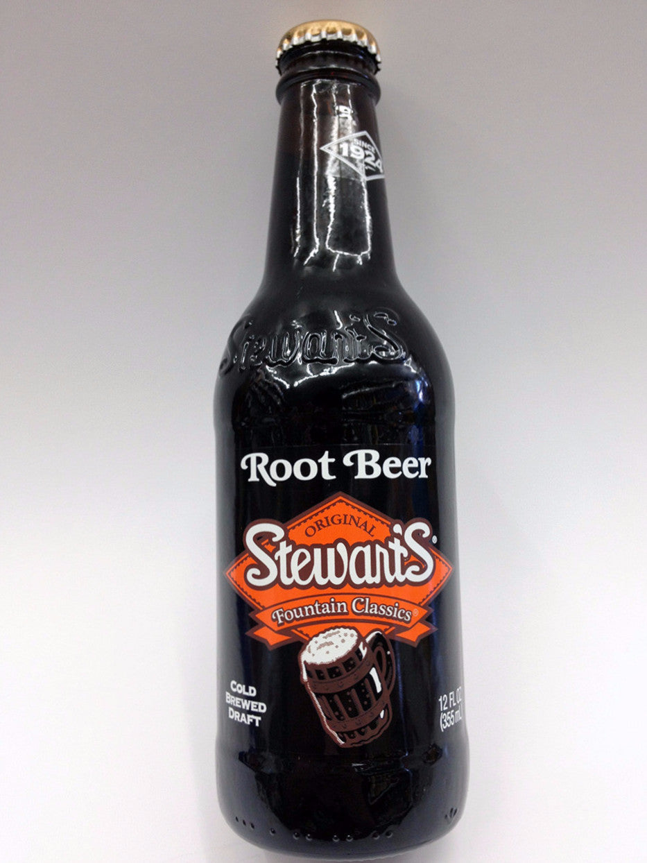 Stewart's Fountain Classics Root Beer