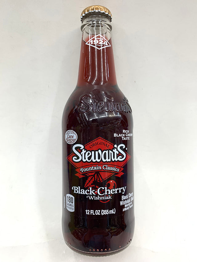 Stewart's Fountain Classics Black Cherry