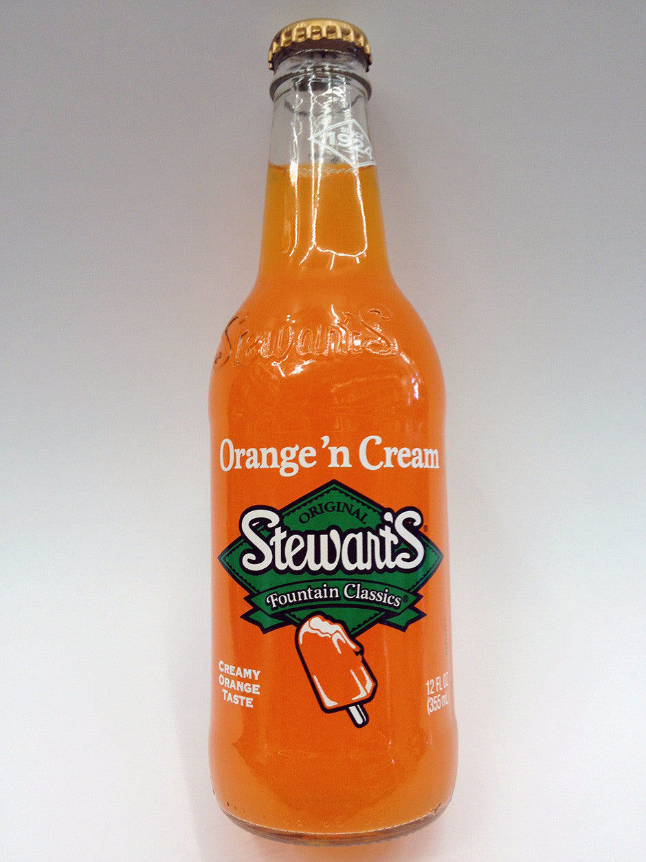 Stewart's Fountain Classics Orange'n Cream