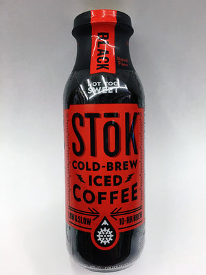 Stok Black Cold Brew Iced Coffee