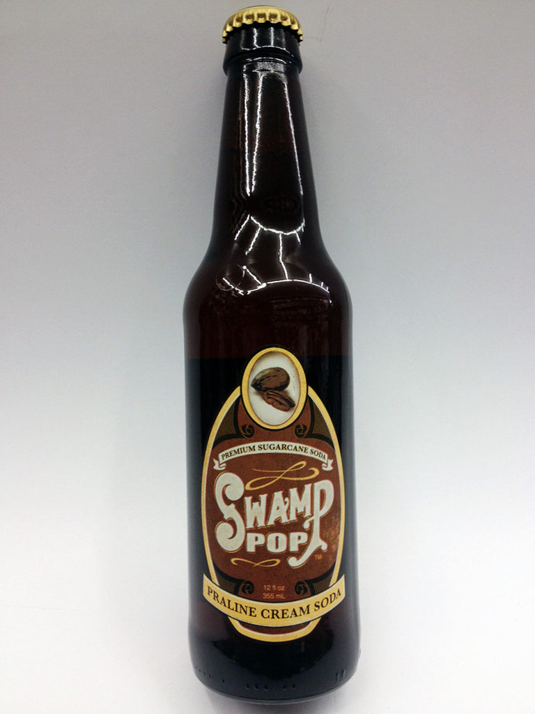 Swamp Pop Praline Cream Soda