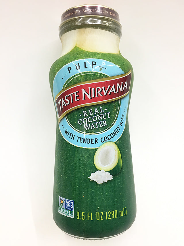 Taste Nirvana Pulp Coconut Water