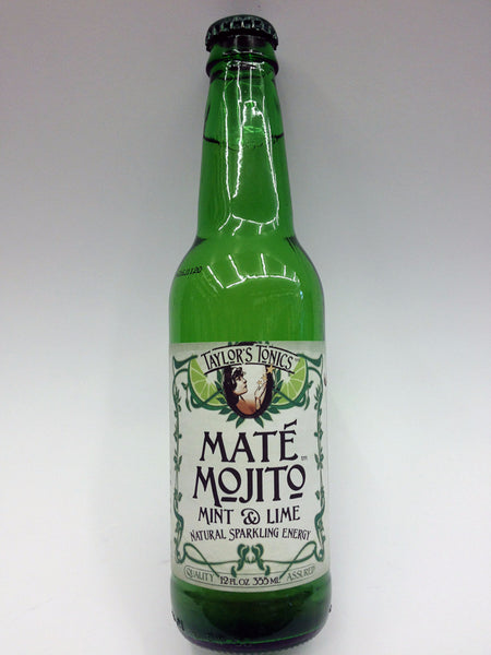 Taylors Tonics Mate Mojito Mint & Lime