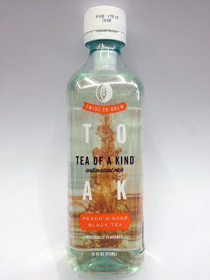 Tea of a Kind Peach Ginger Black Tea