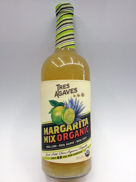 Tres Agaves Organic Margarita Mix